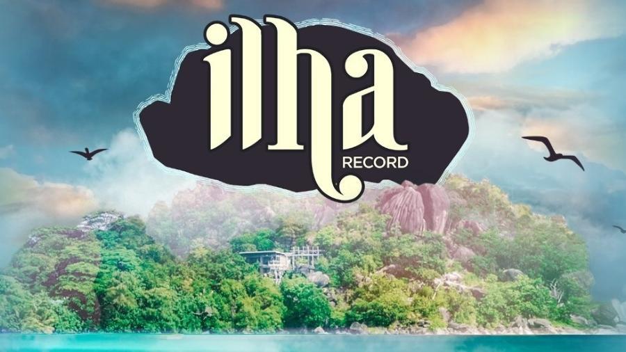 """O reality """"Ilha Record"""" estreia na segunda-feira (26) - Reprodução/Twitter"""