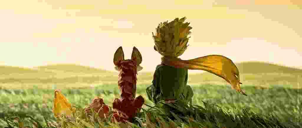 """Imagem de divulgação do filme """"O Pequeno Príncipe"""" - Divulgação"""