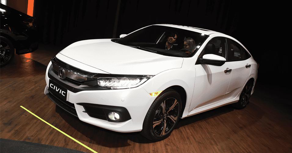 Honda Civic Touring - Murilo Góes/UOL
