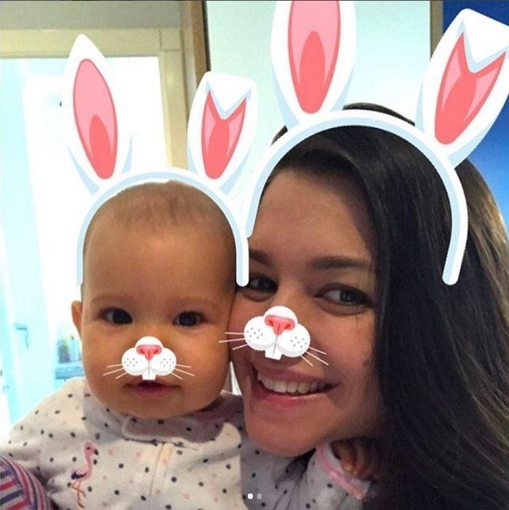 "Thaís Fersoza e Melinda desejam ""Feliz Páscoa"" para seguidores nas redes sociais"