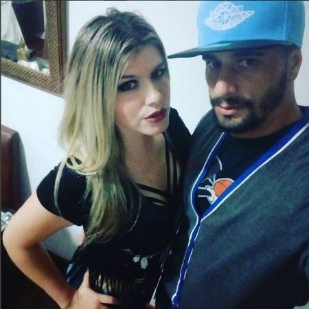 Daniel Fontes e Juliana Canabarro - Reprodução / Instagram