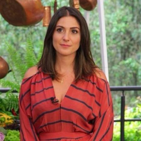 """Carol Fiorentino, apresentadora do """"Bake Off Brasil"""" - Reprodução/Facebook/Carol Fiorentino"""