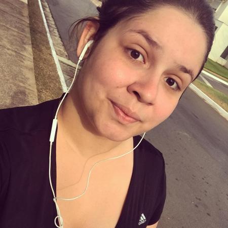 Marília Mendonça em dia de corrida - Reprodução/Instagram