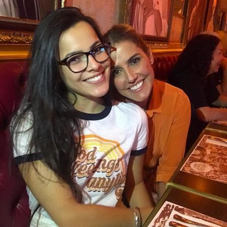 Emilly Araújo e Deborah Secco - Reprodução/Instagram