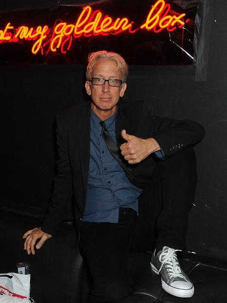 O ator Andy Dick - Getty Images