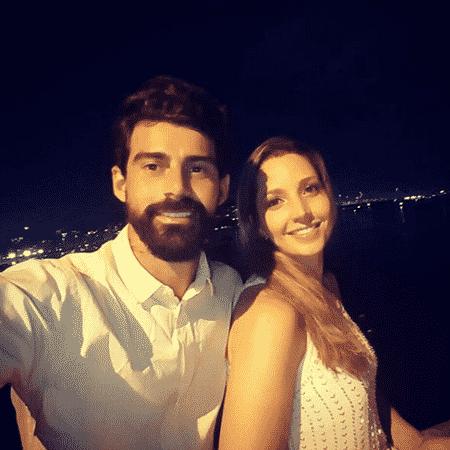 Radamés Martins e Caroline Furlan - Reprodução/Instagram/carolinefurlan86