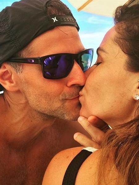 Giovanna Antonelli ganha homenagem do marido Leonardo Nogueira por seus 42 anos - Reprodução/Instagram