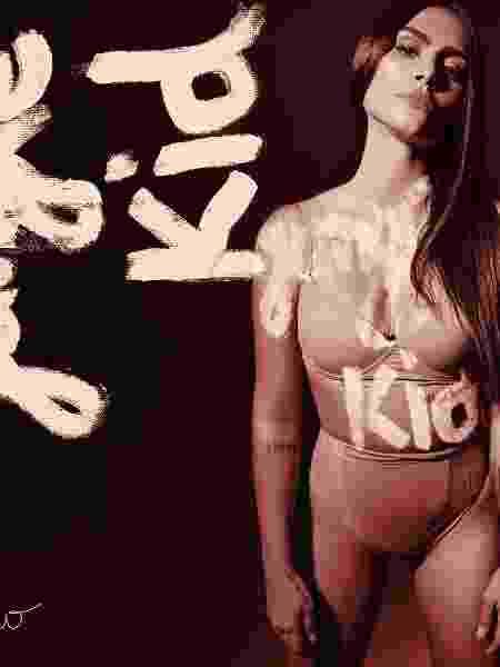 Capa do EP de Cleo Pires - Reprodução/Instagram