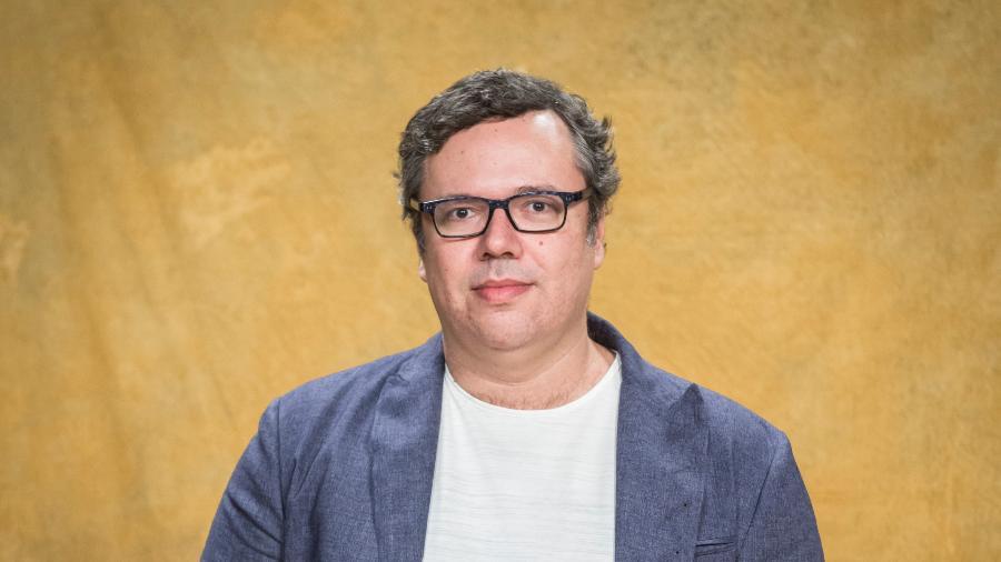 João Emanuel Carneiro - Divulgação/TV Globo