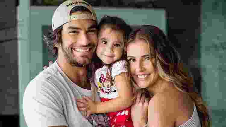 Deborah Secco e Hugo Moura - Instagram - Instagram