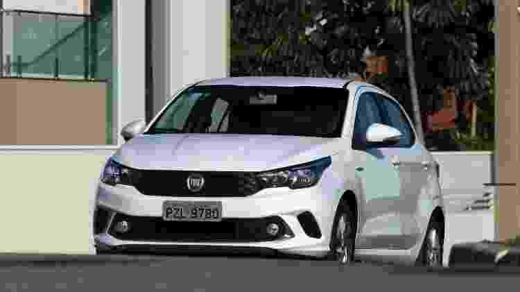 Fiat Argo Drive 1.3 - Murilo Góes/UOL - Murilo Góes/UOL