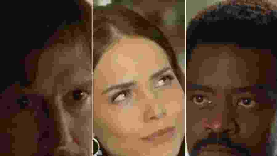 """Os finais surpreendentes de Remy, Rosa e Roberval e outros personagens """"Segundo Sol""""  - Reprodução/Montagem UOL"""