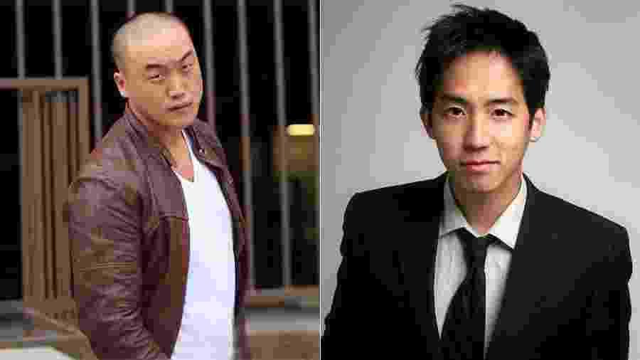Atores Doua Moua e Jimmy Wong - Reprodução/IMDB