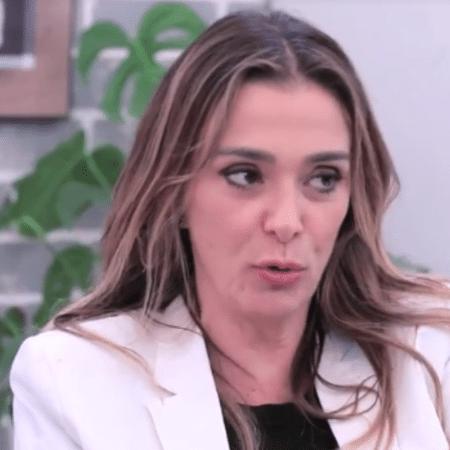Mônica Martelli é entrevistada por Gabriela Pugliesi - Reprodução/Instagram
