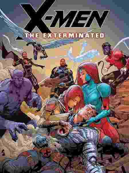 """""""The Exterminated"""", HQ do X-Men - Divulgação - Divulgação"""