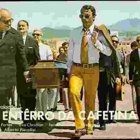 """Cena de """"O Enterro da Cafetina"""" - Divulgação - Divulgação"""
