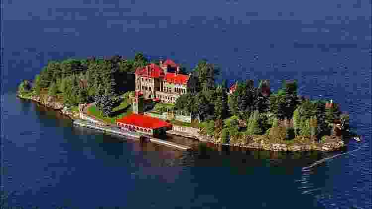Hotel Singer Castle, no Estado de Nova York - Divulgação/Singer Castle - Divulgação/Singer Castle