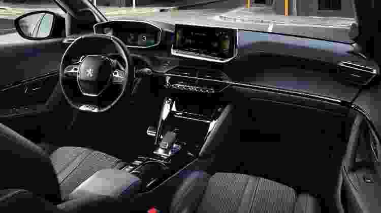 Peugeot 208 e-GT - Divulgação - Divulgação