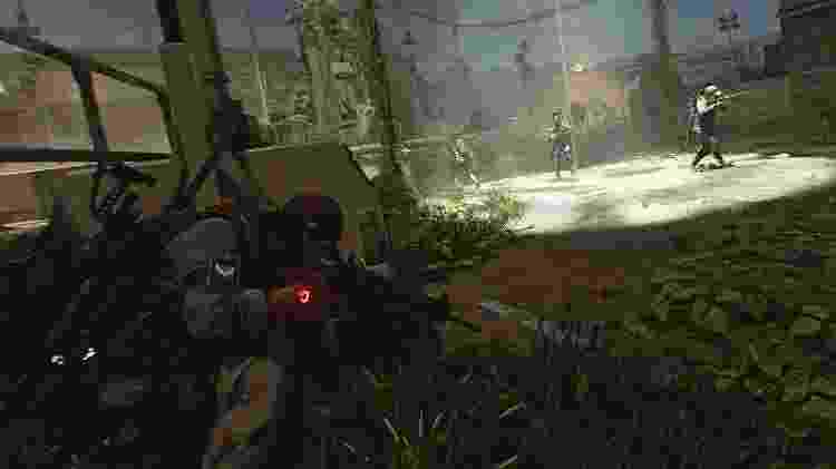 The Division 2 Dark Zone - Reprodução - Reprodução