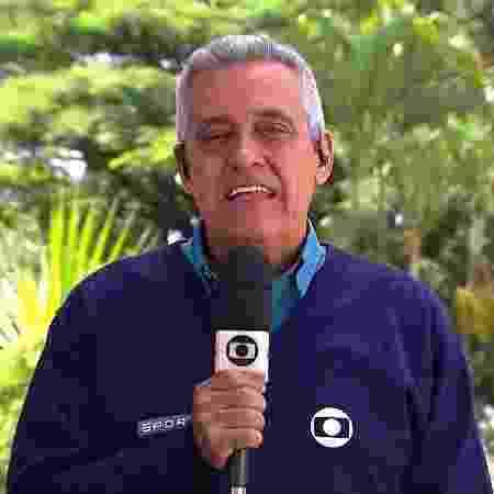 Mauro Naves conversa sobre novo projeto - Reprodução/TV Globo
