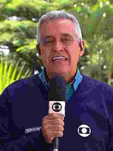 Mauro Naves deixou a Globo depois de 31 anos - Reprodução/TV Globo