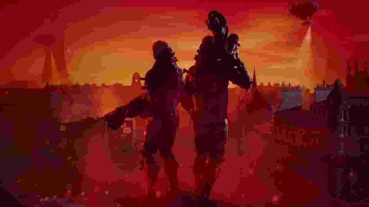 Wolfenstein Youngblood - Reprodução