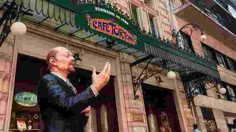 O Café Tortoni é uma das casas mais tradionais da cidade - Ente de Turismo de la Ciudad de Buenos Aires/Divulgação