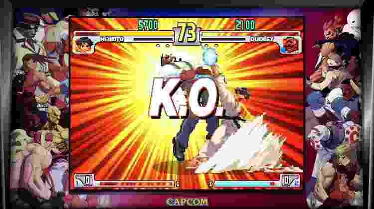 Street Fighter Coletânea Review 3 - Divulgação - Divulgação