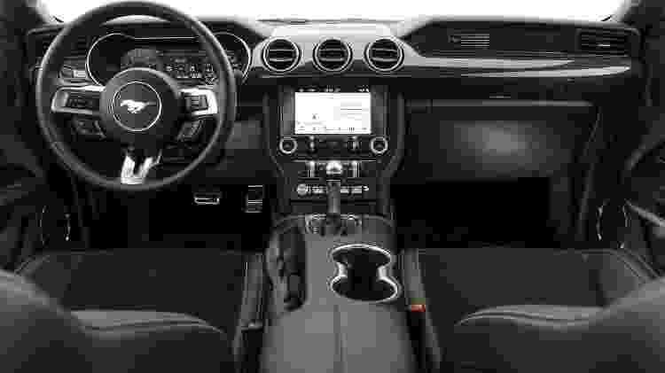 Mustang 2 - Marcos Camargo/UOL - Marcos Camargo/UOL