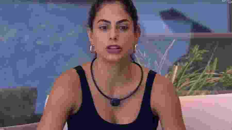 BBB 20: Mari fala como lida com a morte - Reprodução/Globo