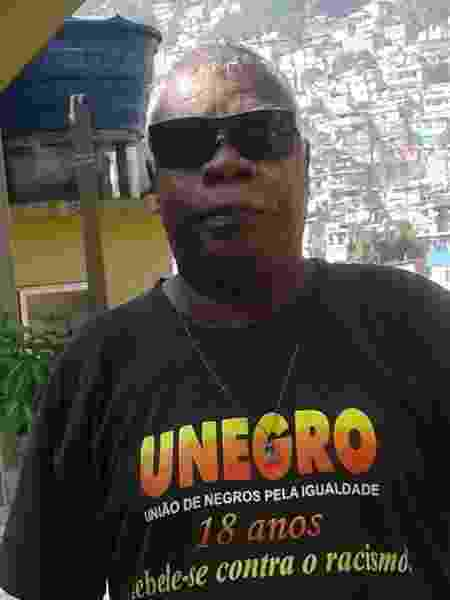 Rocinha Paulo César Martins, o Amendoim, morre aos 59 anos - Reprodução/Instagram