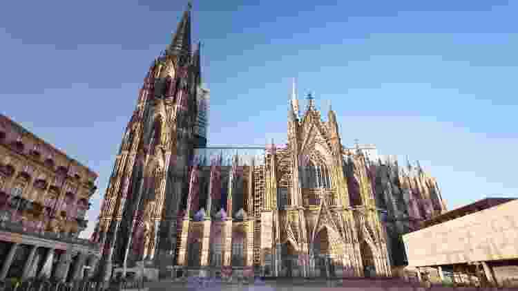 Catedral de Colônia, na Alemanha - Getty Images - Getty Images