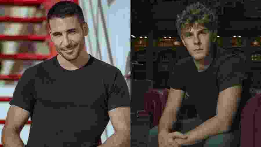 "Miguel Angel Silvestre e Patrick Criado: novos rostos de ""La Casa de Papel"" - Tamara Arranz/Netflix"