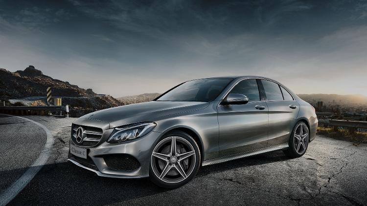 Mercedes-Benz C180 2020 - Divulgação - Divulgação