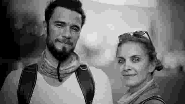 David Reis e Alessandra Horn - Arquivo pessoal - Arquivo pessoal