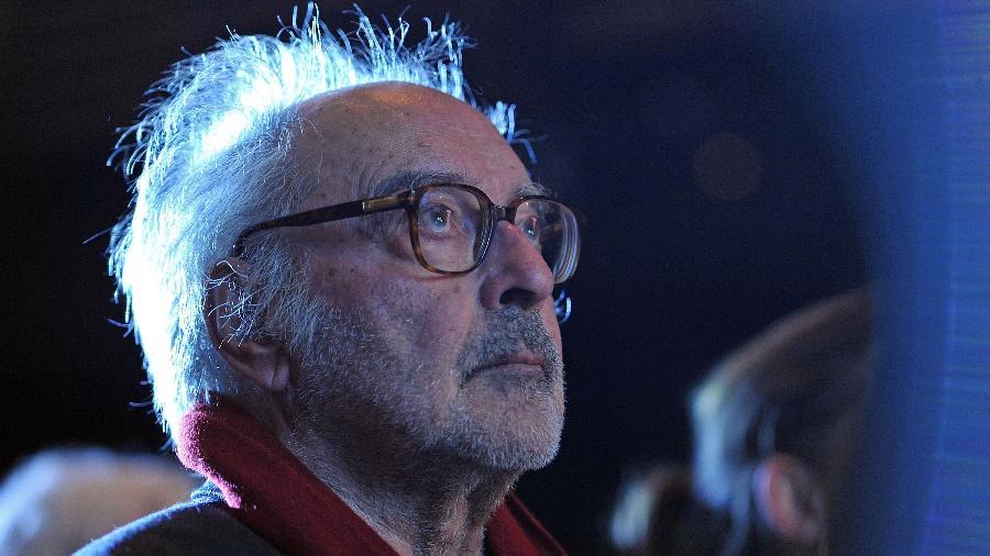 30.11.2010 - Jean-Luc Godard em evento em Zurique (Suíça) - The Image Gate/Getty Image