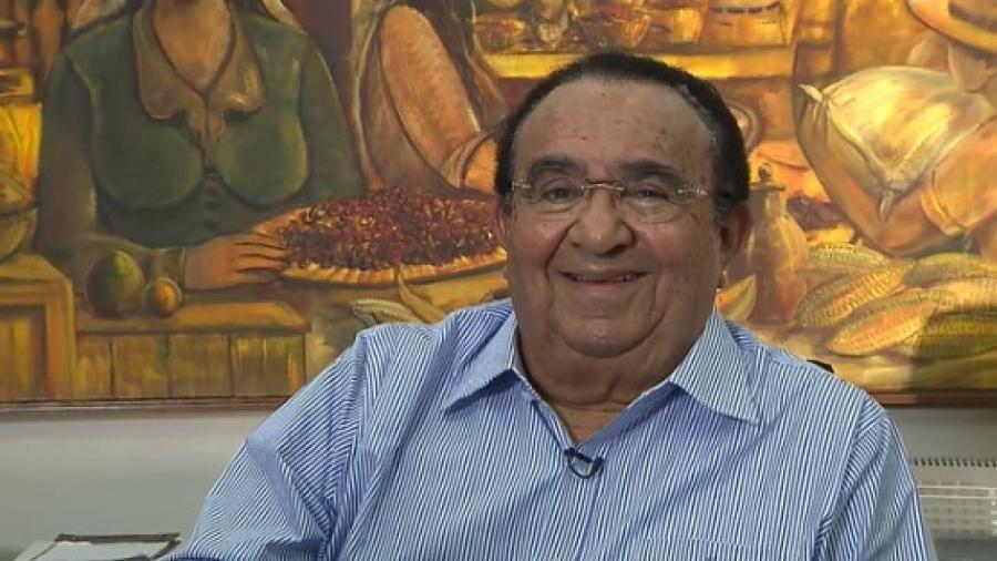 Morreu empresário José Carlos da Silva Júnior, aos 94 anos - Reprodução/TV Cabo Branco