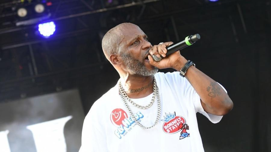 """O rapper DMX morreu após passar uma semana em """"estado vegetativo"""" - Paras Griffin/Getty Images"""
