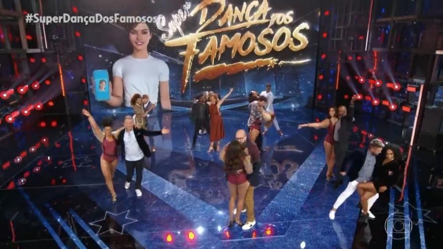 Super Dança dos Famosos revelou seus participantes - Reprodução