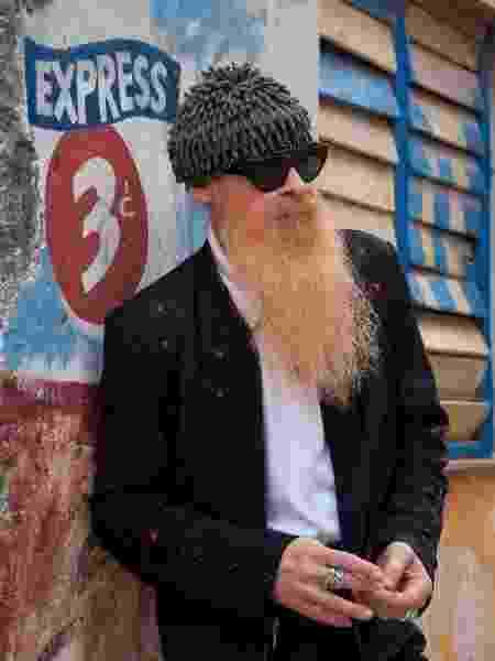 Novo álbum de Gibbons será lançado em junho  - Blain Clausen / Divulgação - Blain Clausen / Divulgação