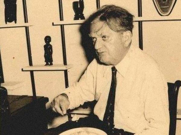Ed Keffel/Acervo Instituto Câmara Cascudo