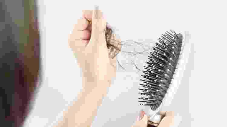 queda de cabelo - iStock - iStock