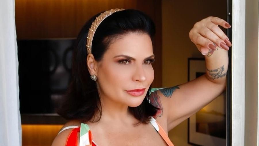 """Solange Gomes está em """"A Fazenda 13"""" - Reprodução"""