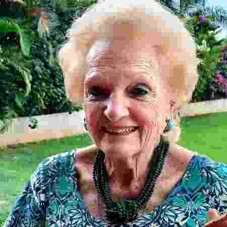 Andrea Navarro, atriz, 85 anos, de São Paulo (SP) - arquivo pessoal - arquivo pessoal