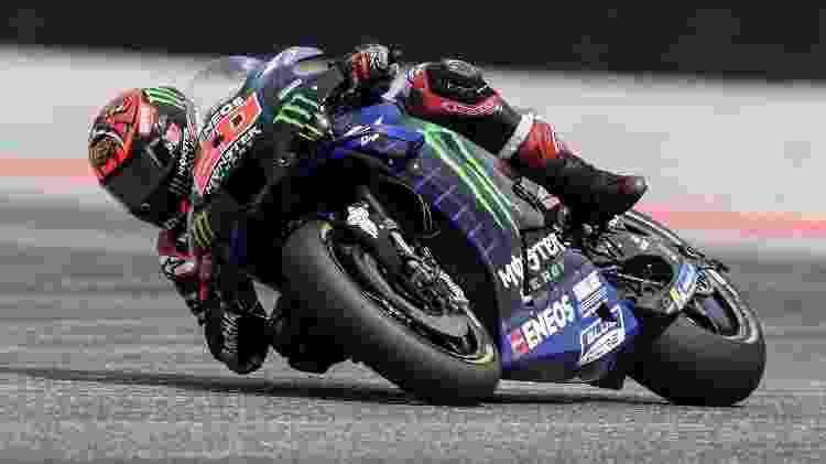 Fabio Quartararo, piloto da MotoGP - Divulgação - Divulgação