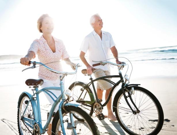 Aproveite o tempo livre para se exercitar mais; você se ocupa e cuida da saúde - Getty Images