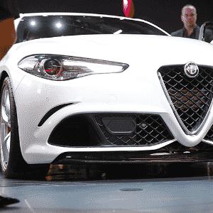 Alfa-Romeo Giulia - Kai Pfaffenbach/Reuters