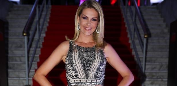 A apresentadora Ana Hickmann, que sofreu ataque de suposto fã em Minas Gerais - Rafael Cusato/Photo Rio News