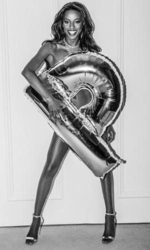 """10.ago.2016- """"Playboy"""" divulga a primeira foto de Pathy Dejesus no ensaio da edição comemorativa de 41 anos da revista"""