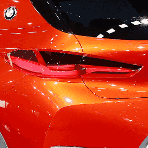 BMW X2 concept - Newspress